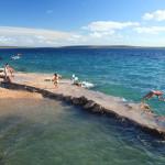 Pláže Mandre