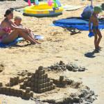 Potočnica – písečná pláž