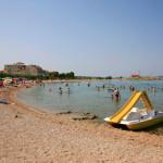 Povljana - pláž Mali Dubrovnik