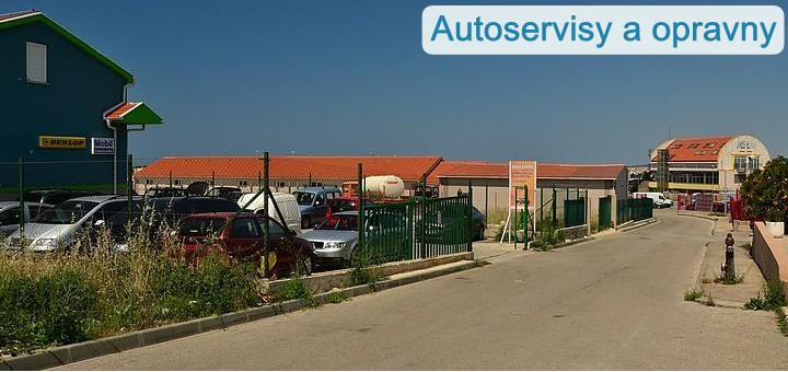 Autoservisy a opravny - Pag, Chorvatsko