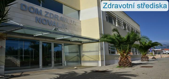Zdravotní střediska - Pag, Chorvatsko